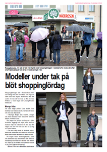 Shoppinglördag 2012